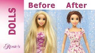 Rapunzel's Makeover Part 2 - New Clothes