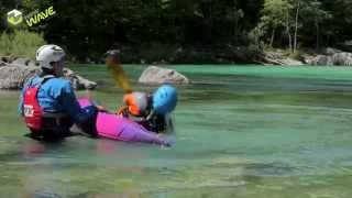 New Wave Kayaking Slovenia