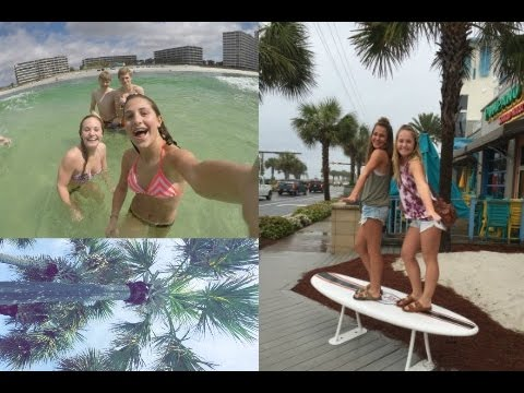 PCB Florida: Travel Diary