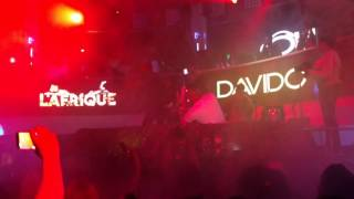 Davido - Gobe (Live @ Club Blu Rotterdam 4-6-2016)