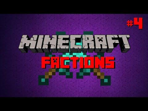 Minecraft Factions #4 - COCOA BEAN FARM! (HD)