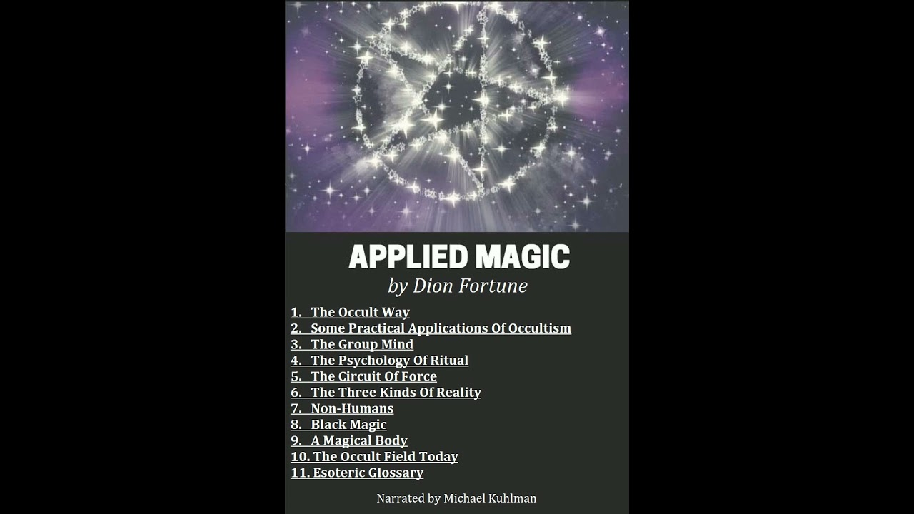 Download Applied Magic by Dion Fortune