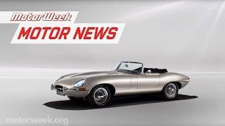 Motor News: Toyota-Uber Partnership | Brand Loyalty | EV Jaguar