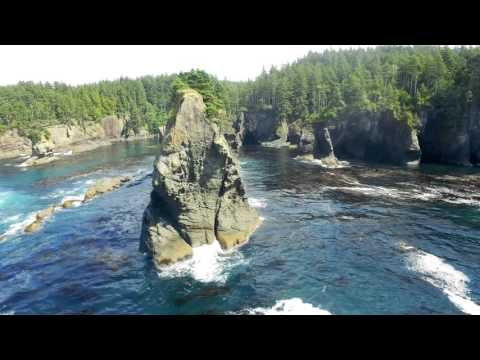 Neah Bay - the most North-Western point of the US