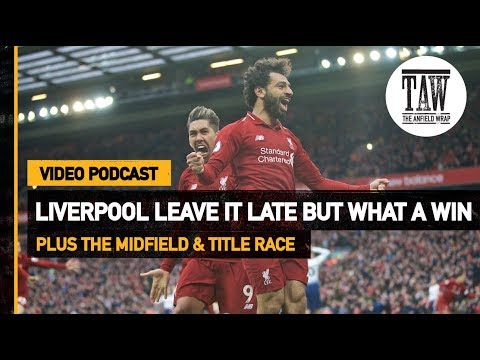rpool Leave It Late But What A Win  Free Podcast