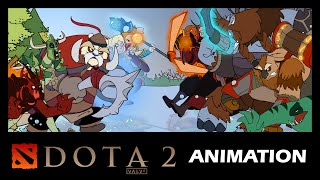 DOTA 2 TI5 Film Contest Entry (Skynamic Studios)