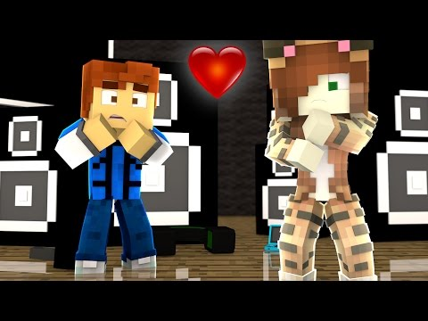 Minecraft Recess - KISSED !?