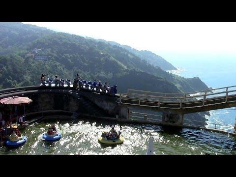 Montaña Suiza off-ride HD Parque de Atracciones Monte Igueldo