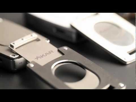 Xikar Ultra Lighter and Cutter Set