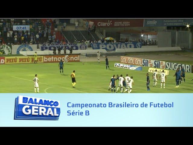 Futebol: Campeonato Brasileiro de Futebol Série B