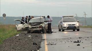 Два человека погибли в ДТП в Салаватском районе