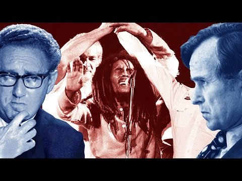Bob Marley & the CIA Secret War in Jamaica with Casey Gane-McCalla