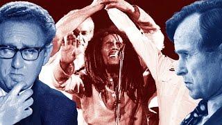 Bob Marley & the CIA Secret War in Jamaica with Casey Gane-McCalla