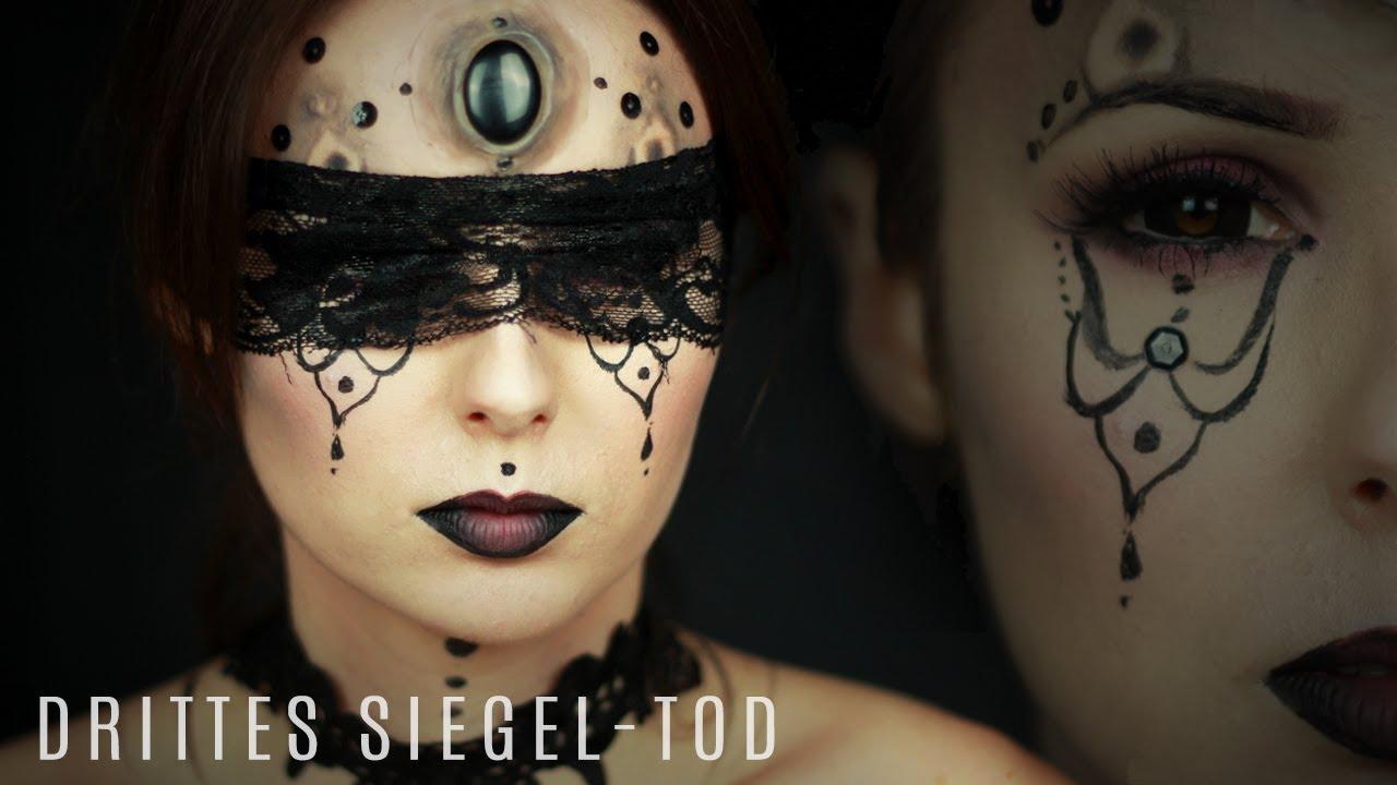 Download REITER DES TODES I Sensenmann - SFX Makeup Tutorial I Gina Mie