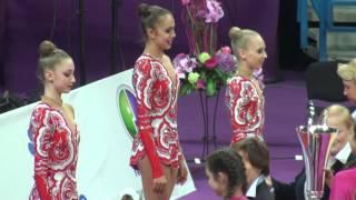 Церемония награждения. Гран-При, Москва, 2014, Grand-Prix, Moscow,