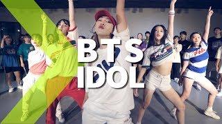 Gambar cover BTS (방탄소년단) – IDOL ft. Nicki Minaj  / JaneKim Choreography.