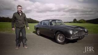 Classic Drives: Aston Martin DB6
