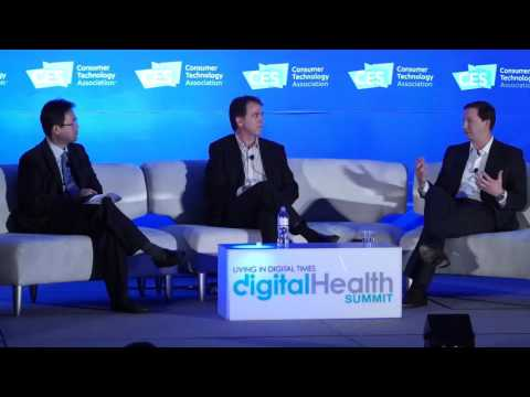 Peak Performance In The Workplace @ Digital Health Summit CES 2016