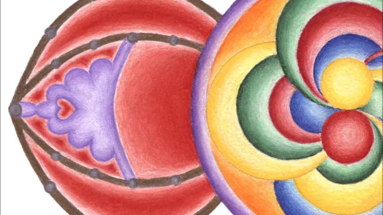 Angelic Solfeggio Frequency Mandalas by Susan Walter