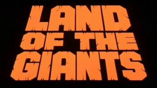 Land of the Giants - Main Theme (Second Season) - Music Composed and Conducted by John Williams
