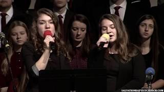 Пение «Я колени склоню» ─ Рувим, Дженнифер Стуковы и Эльвина Кузубова