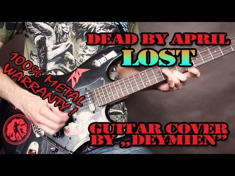 Dead By April - Lost - Guitar Cover [HD]