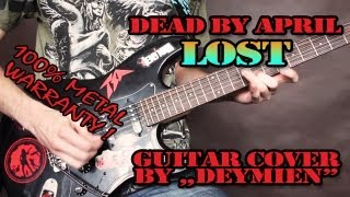 Скачать Dead By April Lost Guitar Cover HD