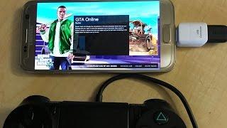 Rodando GTA 5 no Galaxy S7