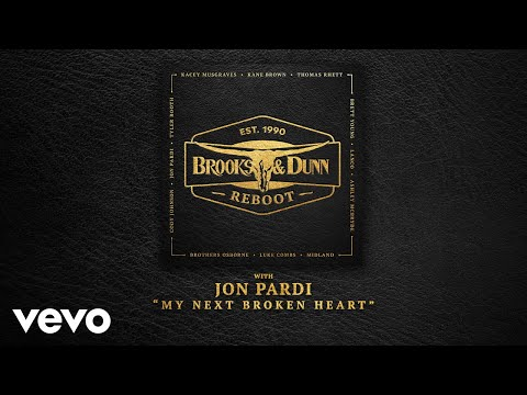 Brooks & Dunn, Jon Pardi - My Next Broken Heart (with Jon Pardi [Audio]) Mp3