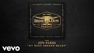 Download Brooks & Dunn ft. Jon Pardi - My Next Broken Heart (Official Audio) Mp3 and Videos