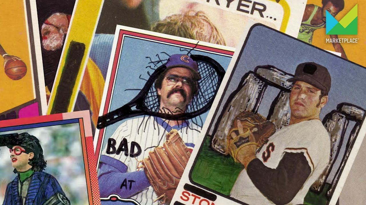How Much Would You Pay For A Defaced Baseball Card Marketplace