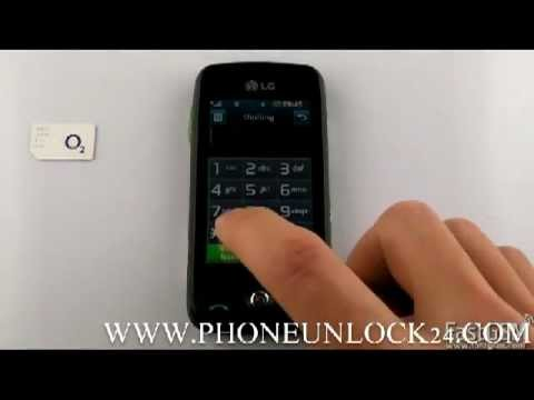 HOW TO UNLOCK LG GS290 COOKIE FRESH ALL NETWORKS EUROPE USA CANADA WORLDWIDE
