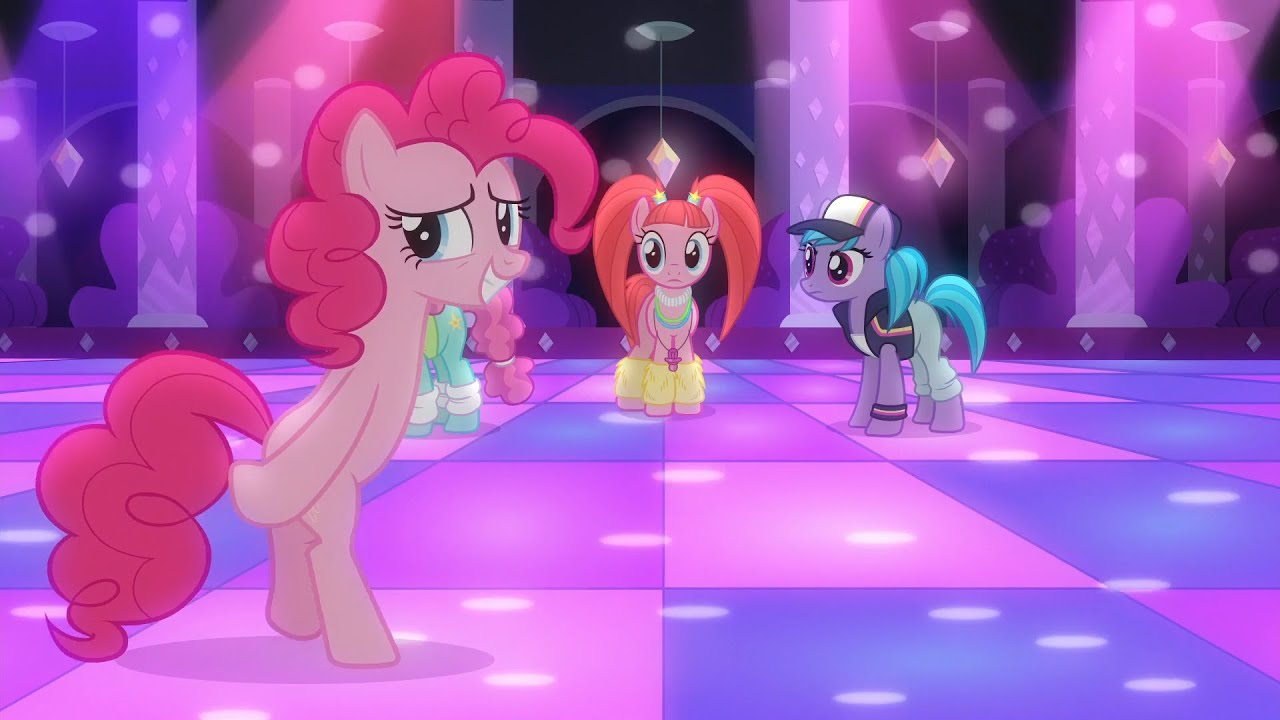 Download Pinkie Infiltrates DJ PON-3's Party - My Little Pony: Friendship Is Magic - Season 6