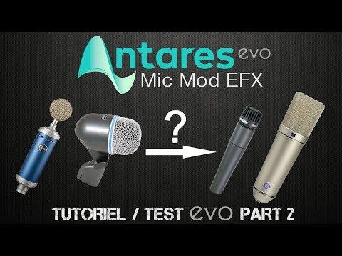 Antares Avox Mic Mod EFX : Un chant qui sonne pro avec un micro pas cher ?