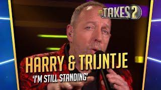 It Takes 2: Harry Piekema & Trijntje Oosterhuis zingen I'm Still Standing