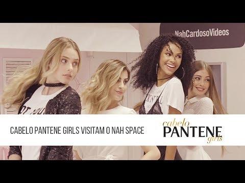 Pantene Girls reencontram Nah Cardoso e fazem um tour pelo #NahSpace | Pantene BR