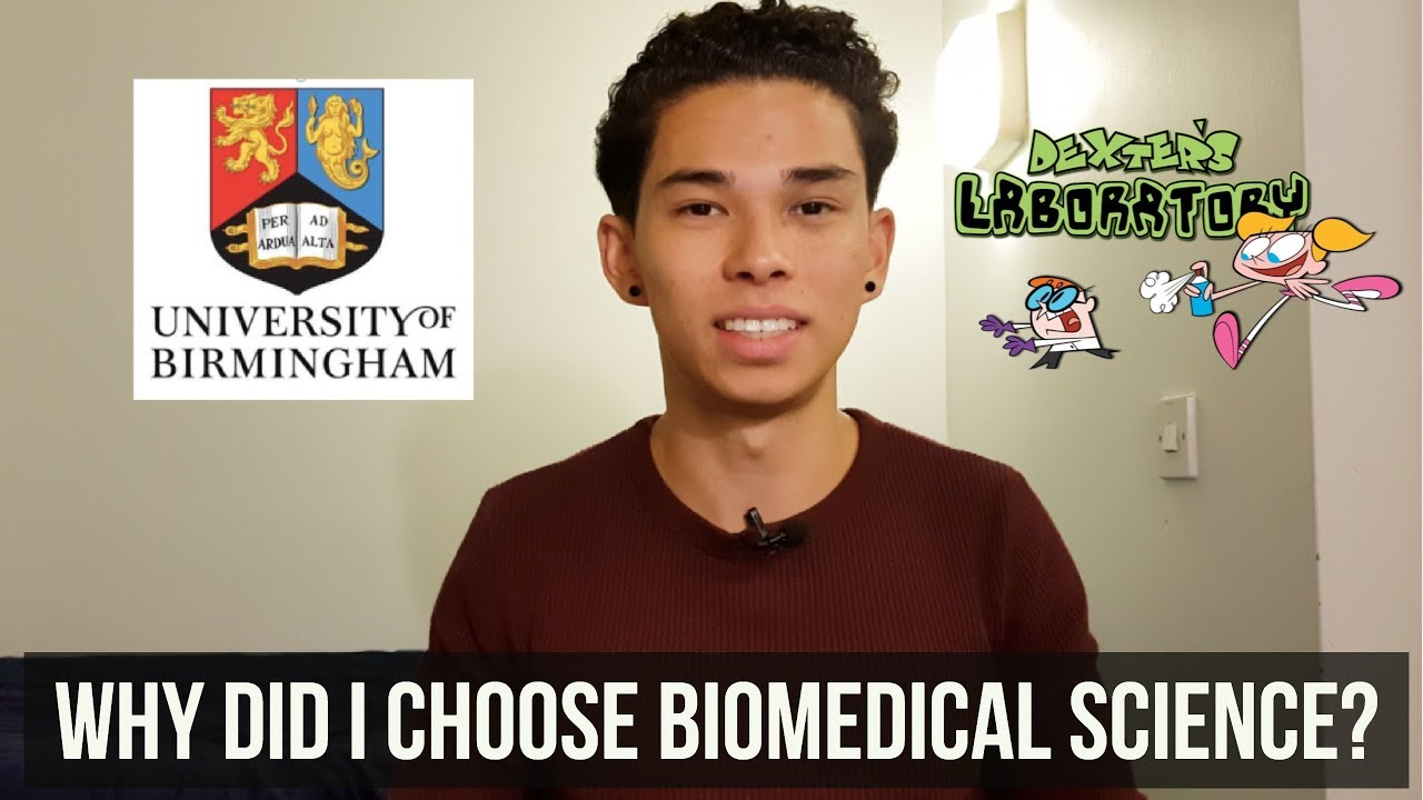 Why I Chose to Study Biomedical Science at the University of Birmingham & Tips Applying to Uni