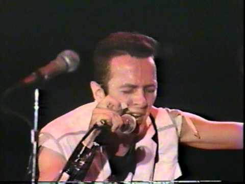 The Clash -Somebody Got Murdered