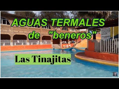Las tinajitas balneario de aguas termales video 1 - Balneario de la alameda ...
