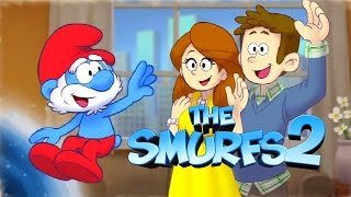 The Smurfs 2 New York All Levels Gameplay Walkthrough Compilation Kids Games