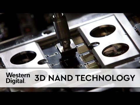 Western Digital 3D NAND technology
