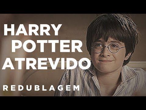 Harry Potter Atrevido (Paródia Redublagem)