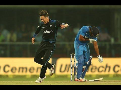 India vs New Zealand 2nd ODI Highlights 2016 | Feroz Shah Kotla Stadium