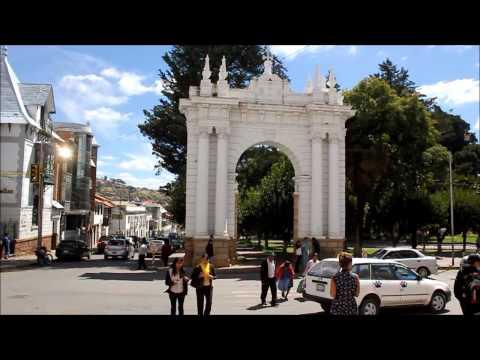 Sucre / Bolivia / Cityvideo/ April 2012/ HD