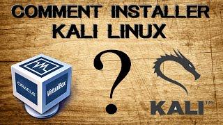 ♦♦ TUTO | Comment installer kali linux ? | En français | HD ♦♦
