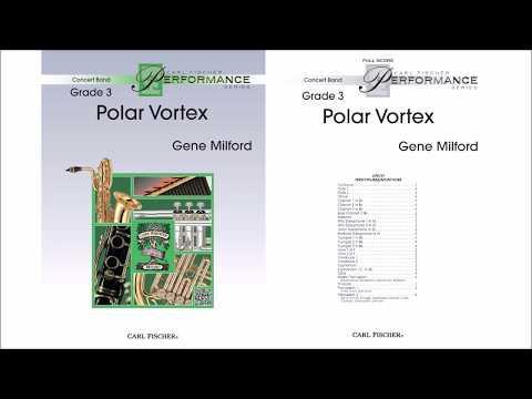 Polar Vortex (CPS197) by Gene Milford