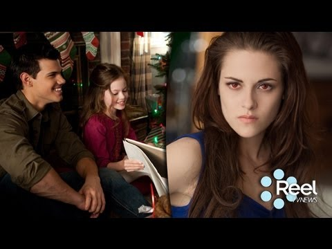 Twilight Breaking Dawn Pt 2 Pics, Glee Season 4 , & John Slattery on Arrested Development
