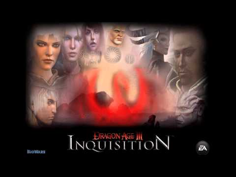 Dragon Age III: Inquisition Soundtrack Custom