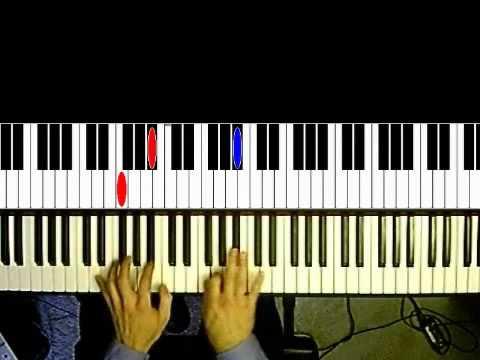 McCoy Style Quartal Modal Improvisation Annotated