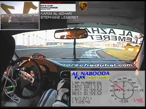 Onboard with Al Nabooda Racing - Round 6 (full race)